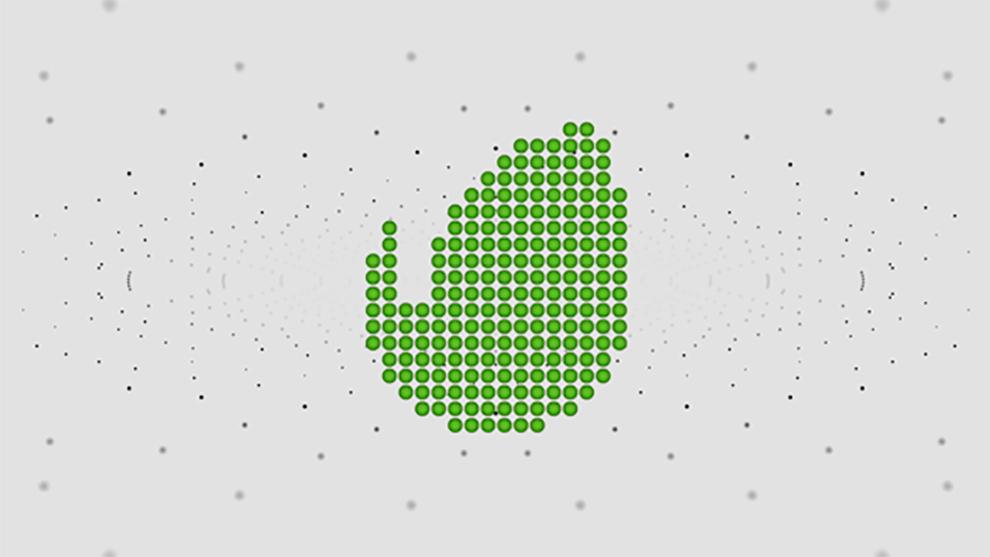 قالب افترافکت نمایش لوگو دیجیتال پرتال