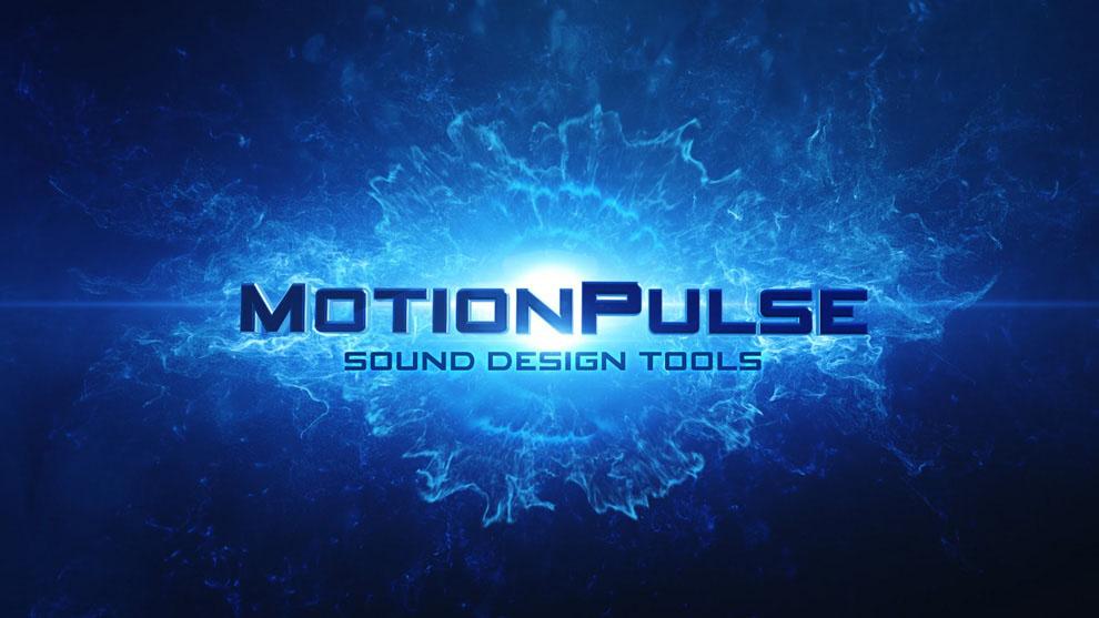 افکت صوتی موشن پالس Motion Pulse با آموزش فارسی