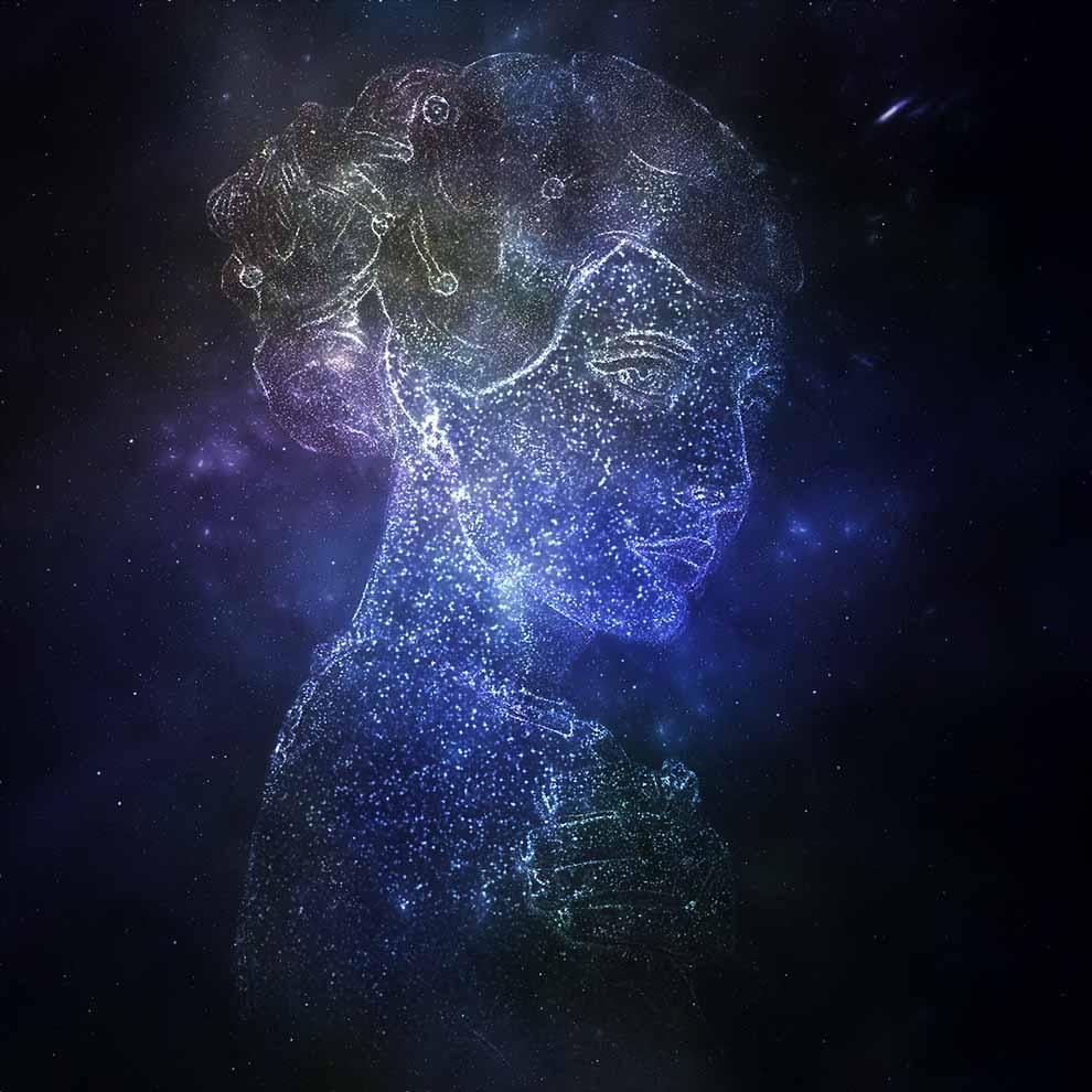 اکشن فتوشاپ کهکشان