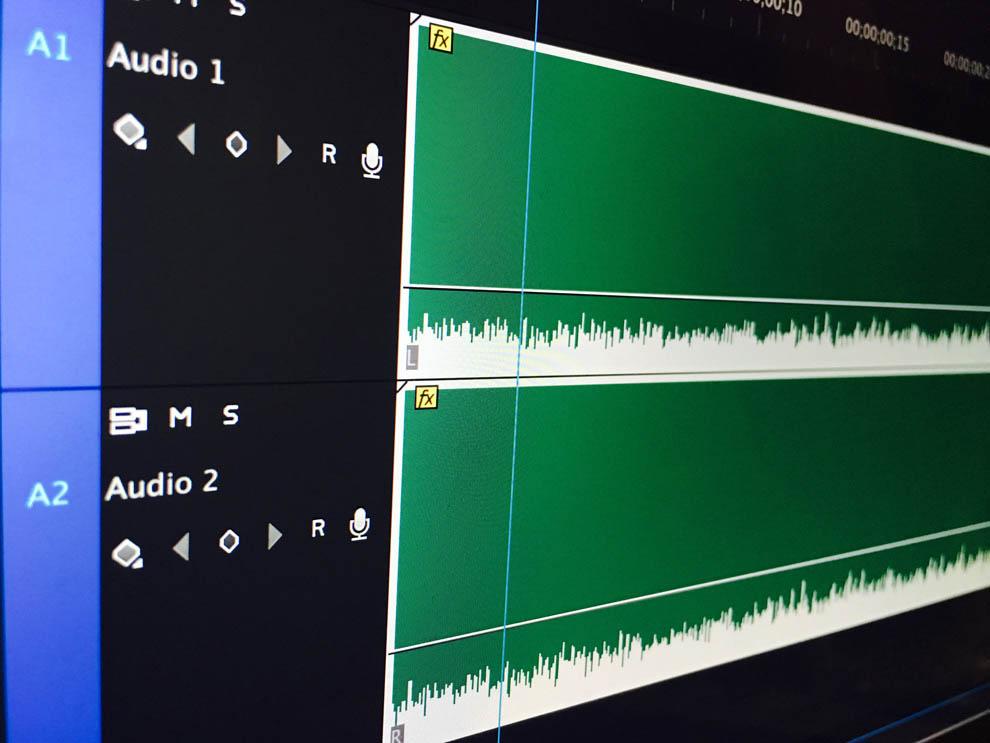 5 تکنیک پایه میکس صدا برای تدوین ویدیو