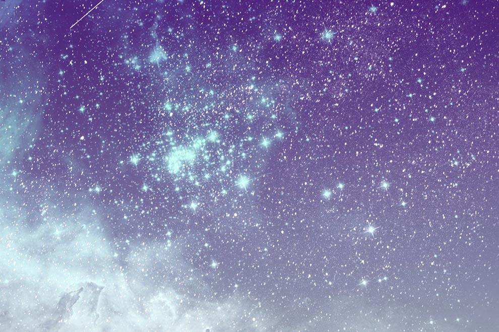 مجموعه 21 براش فتوشاپ کهکشان
