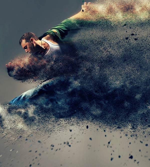 اکشن فتوشاپ Sandstorm