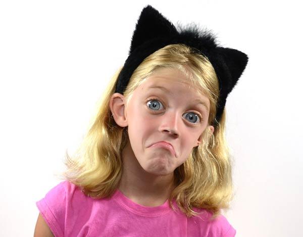 ایجاد چهره های خنده دار برای کودکان