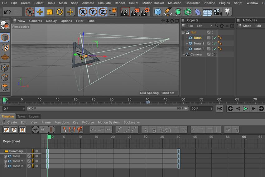 ساخت انیمیشن GIF به صورت Loop در سینما فوردی