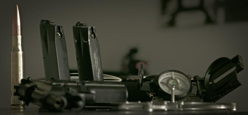 مجموعه 19 افکت صوتی شلیک گلوله برای طراحی صدای فیلم