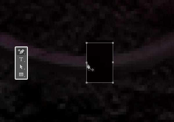 ایجاد نوشته با افکت نور نئونی بصورت واقعگرایانه در فتوشاپ