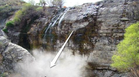 ایجاد یک آبشار خروشان با استفاده از پلاگین Trapcode Particular