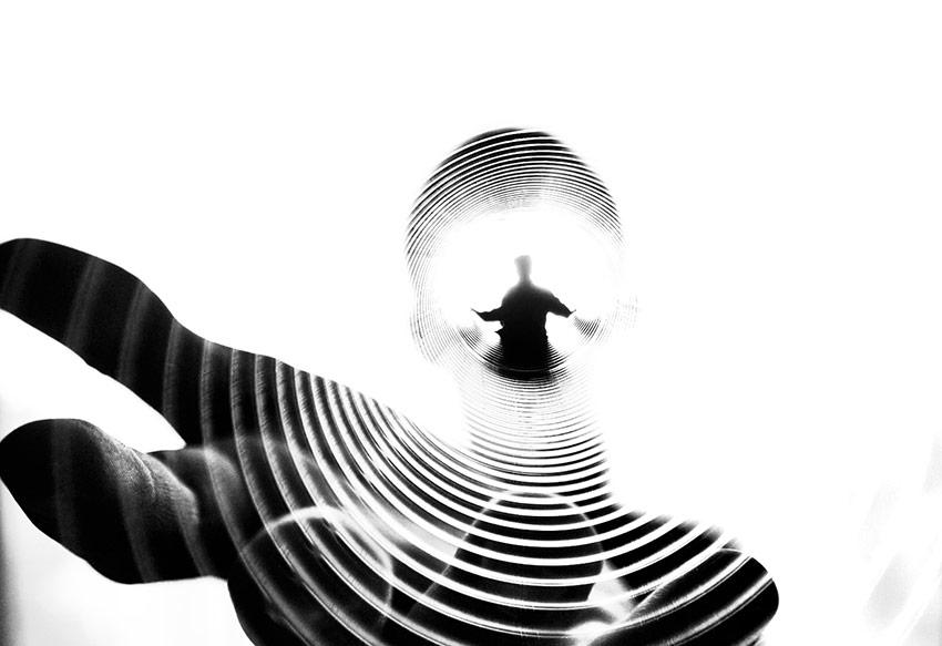 نمونه انجام شده از اکشن دابل اکسپوژر در ادوبی فتوشاپ