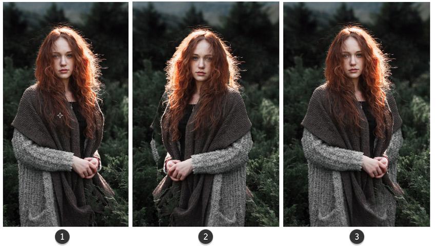 روش ایجاد توهم بصری تصویر در تصویر بصورت بیانتها در فتوشاپ