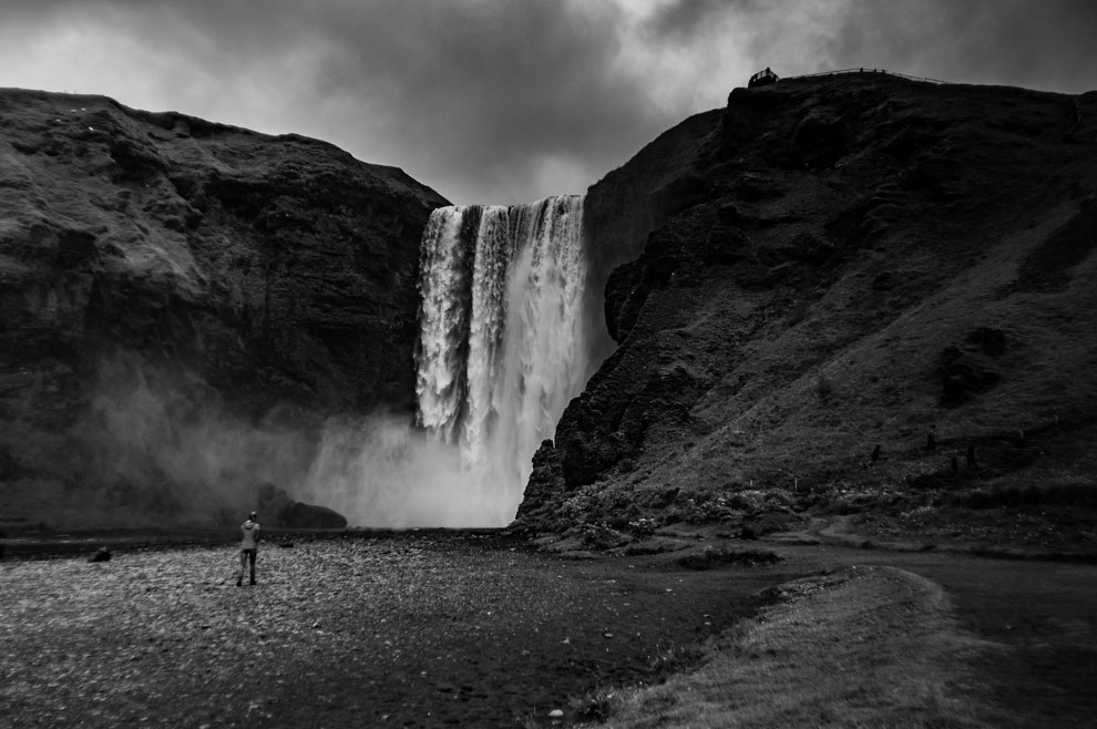 اکشن فتوشاپ تبدیل عکس رنگی به سیاه و سفید
