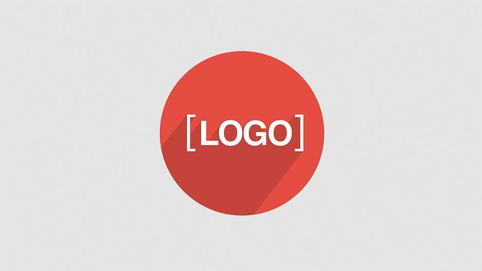 پروژه افترافکت نمایش لوگوی رنگارنگ