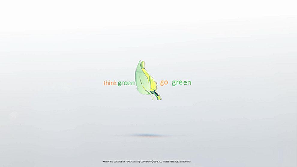 پروژه افترافکت Corporate Slogan Image Logo Reveal