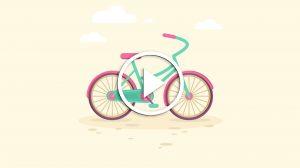 روش ساخت انیمیشن یک وکتور زیبای دوچرخه در ادوبی افترافکت