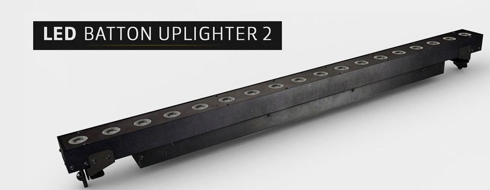 مجموعه مدل های سه بعدی سینمافوردی برای نمایشگاهها و رویدادها - نور LED Uplighter 2