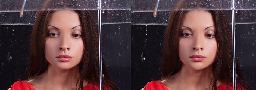 روش افزودن درام به یک صحنه بارانی با ادوبی فتوشاپ
