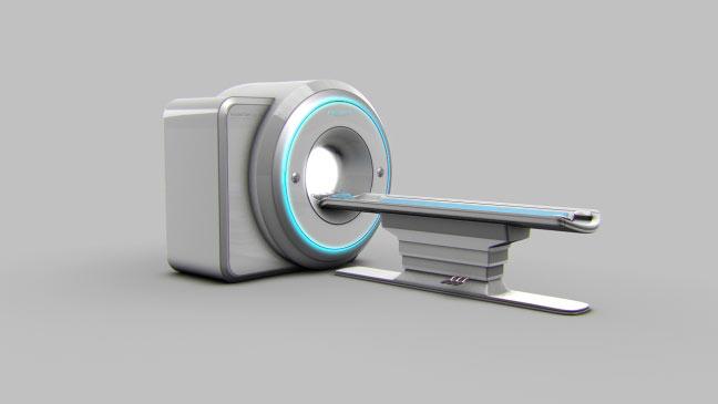 مجموعه مدل های سه بعدی پزشکی - دستگاه اشعه ایکس