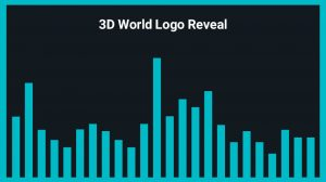 موزیک پس زمینه نمایش لوگو 3D World