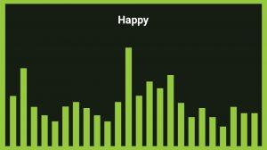موزیک پسزمینه Happy