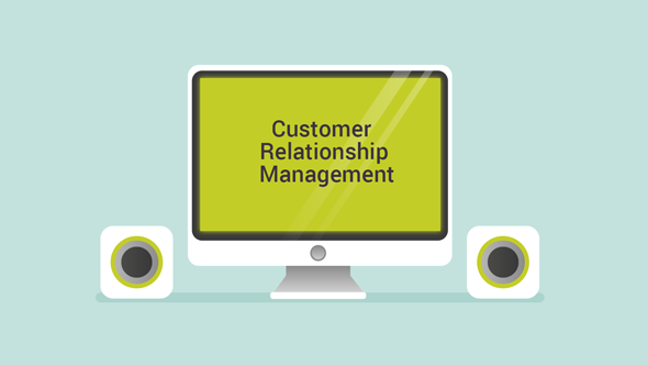پروژه افترافکت معرفی سیستم مدیریت ارتباط با مشتری CRM