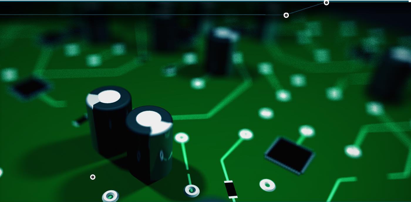 اسکریپت افترافکت ساخت مدار الکترونیکی CircuitFX
