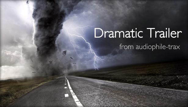موزیک پسزمینه تریلر دراماتیک Dramatic Trailer