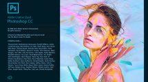 نرمافزار فتوشاپ Adobe Photoshop CC 2018
