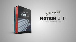 باندل پلاگین سینما فوردی Motion Suite برای انیمیشن