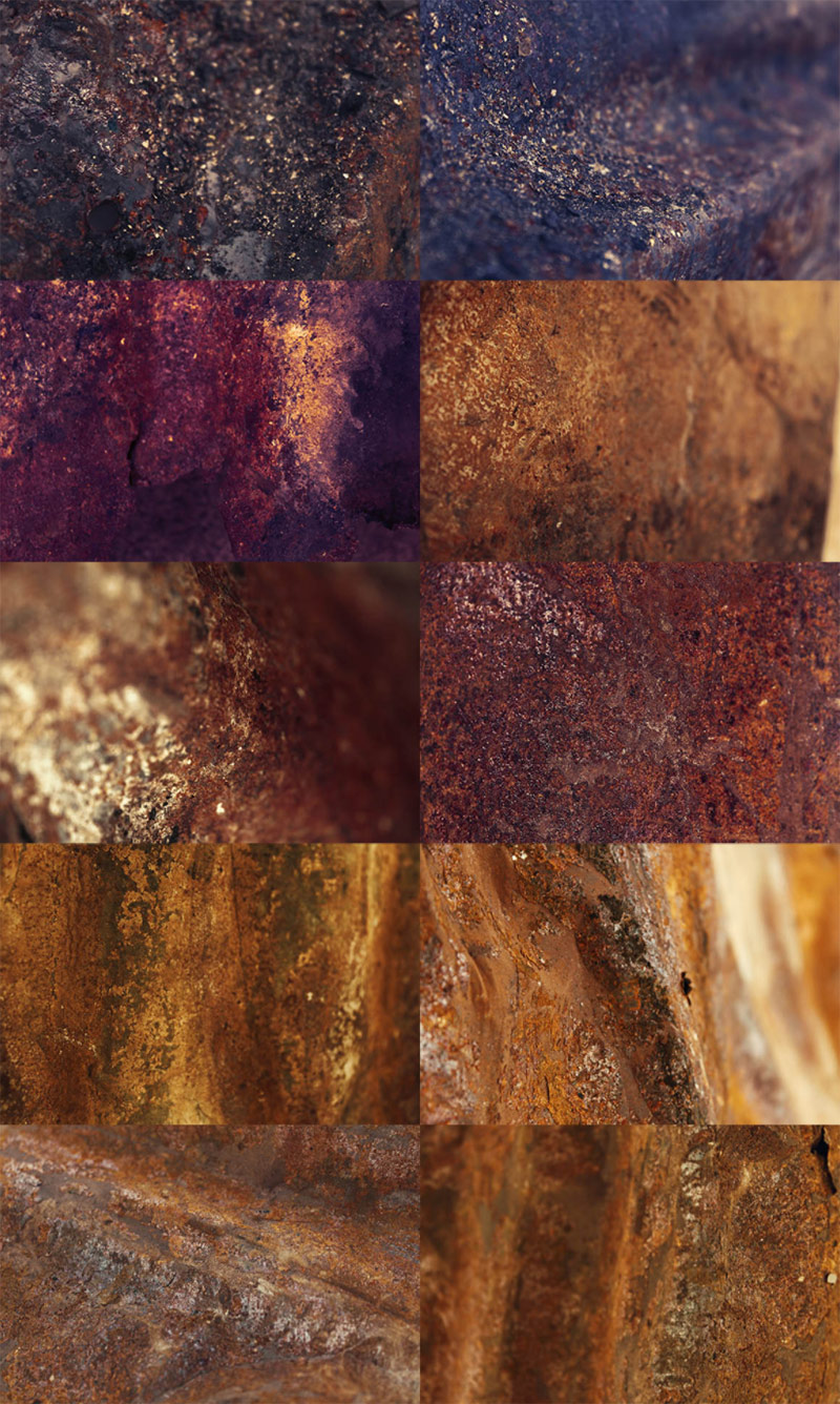 مجموعه 10 پوشش تصویر زمینه گرانج