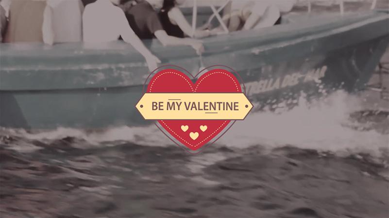 پروژه افترافکت افتتاحیه عاشقانه