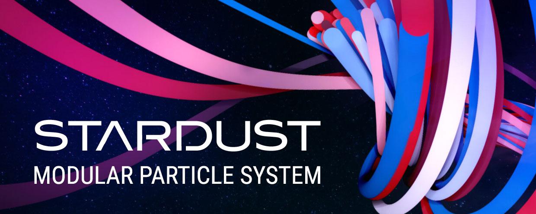 پلاگین افترافکت Stardust